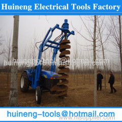 Best quality Hole Borer Linked with Tractors post hole auger