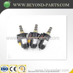Caterpiller E320C excavator rotary solenoid valve 121-1491