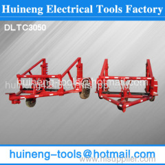 Hydraulic Reel Trailers It features individually operated