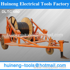 Pulley Carrier Trailer Utility Cable Reel Series Trailers