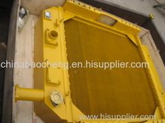 SHEHWA HBXG dozer radiator t165 TY165 SD7 radiator OT42100 0T42100