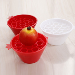 Pomegranate peeler PP bowl type for Pomegranate peel removing without blade