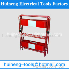 Yellow or red and white color Manhole Guard