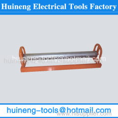 Draw Off Roller Horizontal Type Lead In Cable Roller
