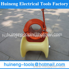 Rope protection roller Cable Laying Rollers best quality