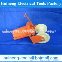 Roller Cable Feeding Sheaves with Nylon rollers