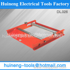 Cable drum wind-off rollers Cable Rollers Cable Drum Roller Stands