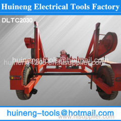 High quality Cable and Pipe Laying Equipment and competitice price