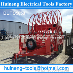 New type Cable reel trailer 1ton 3tons 5tons 8tons 10tons