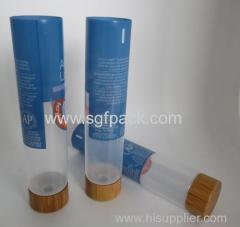 lotion oil cream container tube light plastic tube packaging