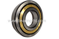 2RS brass cage Deep Groove Ball Bearing