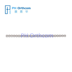 AO Standard Reconstruction Cuttable Malleable Plate Small Animal Orthopedic Implant Medical Implant for Pets