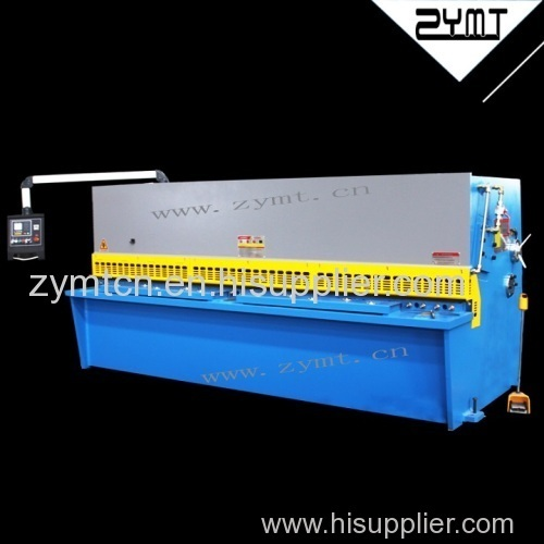 ZYMT China factory derect sale hydraulic shearing machine with CE certification