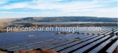 MW large ground PV solar power system sulution
