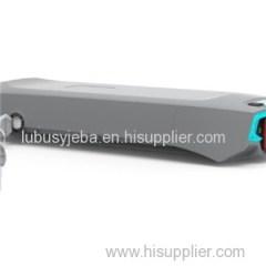 36V 10Ah Rear Rack Li-ion Battery For Elelectric Bike