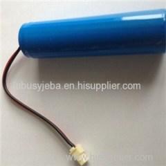3.2V-1500mAh-18650 Battery For Emergency Lighting
