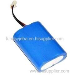 6.4V-1500mAh-18650 Battery For Emergency Lighting