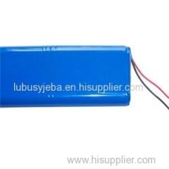 6.4V-3000mAh-18650 Battery For Emergency Lighting