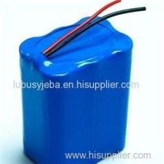 3.2V 6000mAh LiFePO4 Battery For Portable Lighting
