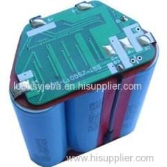 3.2V 7500mAh LiFePO4 Battery For Portable Lighting