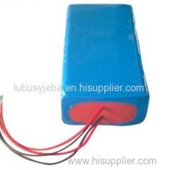 12.8V 4.5Ah LiFePO4 Battery For Street Light