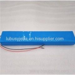 12.8V 16Ah LiFePO4 Battery For Street Light