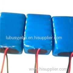 6.4V 6Ah LiFePO4 Battery Pack For All-in-One Solar Street Light