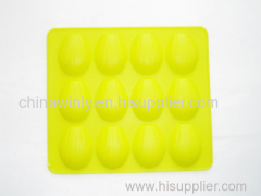 Madeleine Muffin Silicone Mould
