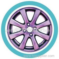 Colorful Car Rims For Offroad Car