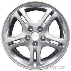 16-24 Inch Aluminum Car Alloy Rims With Different PCD
