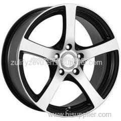 New Design Car Alloy Wheels 17 Inch 5x114.3 Deep Dish Rims For Sale White Car Wheel Rims Universal