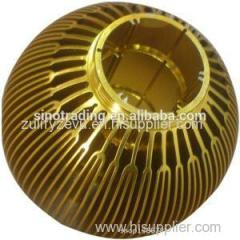 Large Size Anodizing Led Copper Heat Sinks