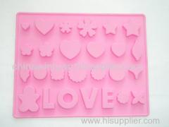 Love Muffin Silicone Cake