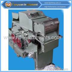 Lab Saw Cotton Ginning Machine