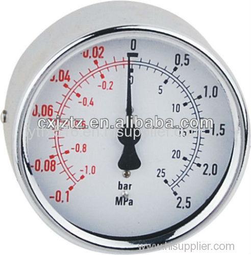 80mm Heavy Duty Diaphragm Pressure Gauge