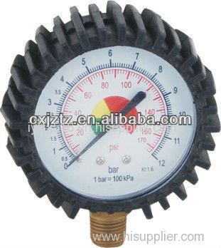 "63mm 2.5""Tire Pressure Gauge For Pneumatics"