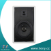 Super thin 5.25 inch 6W 100v 8 ohm MDF PA Wall mount speaker with hot sale
