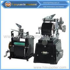 Roller Type Fiber Length Measuring Machine