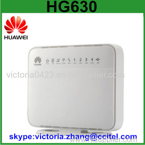 Huawei HG630 ADSL VDSL Internet Wifi Modem Router Wireless with Low