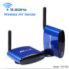 PAKITE Brand Wireless AV Sender/Wireless Audio Video Transmitter Receiver for cctv camera