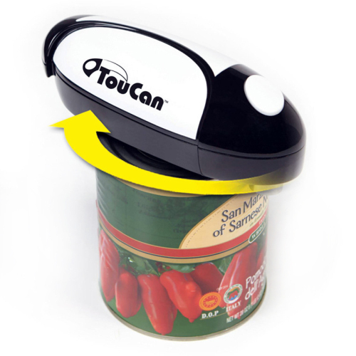 Easiest Automatic Electric Can opener
