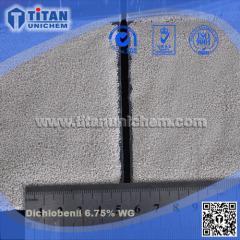 Dichlobenil CAS 1194-65-6 2,6-dichlorobenzonitrile 98% TC 6,75% WG herbicide