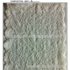 22 Cm White Lace Trim (J1021)