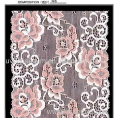 Flowered Galloon Lace (J0007)