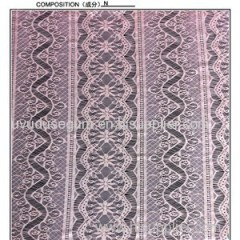 Guipure Nylon Fashionable Eyelash Lace Fabric (E7019)