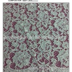 Raschel Eyelash Lace Fabric (E2127)
