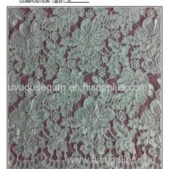 100%nylon Eyelash Lace Fabrics (E2120)