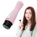 Battery operated hair remover for lady