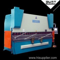 CNC Hydraulic Steel Bar Bending Machine Press Brake