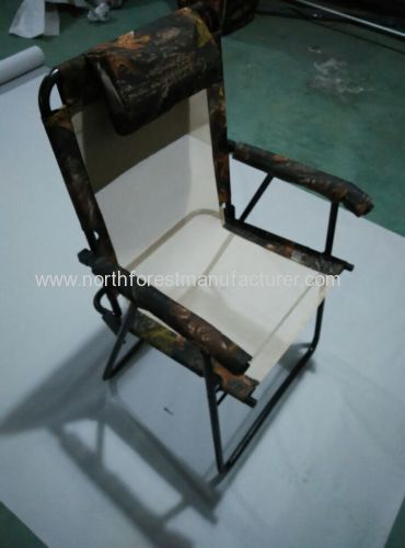 Textilinene Foldable Camping Chair